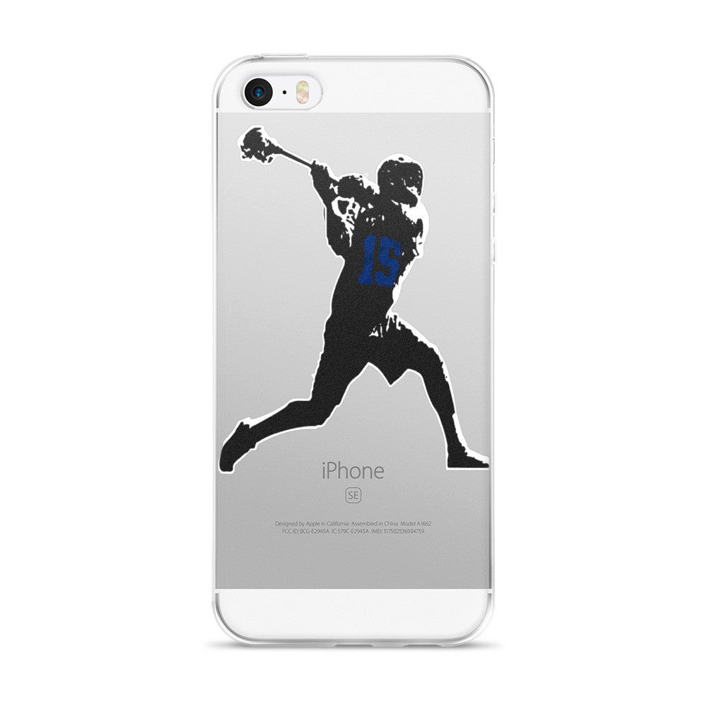 Myles Jones BIG SHOT iPhone 5/5s/Se, 6/6s, 6/6s Plus Case