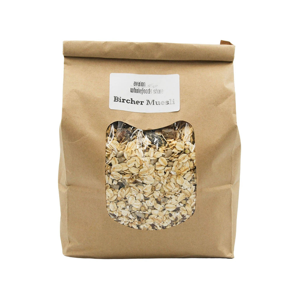 Muesli Bircher 1kg - Avalon Wholefoods