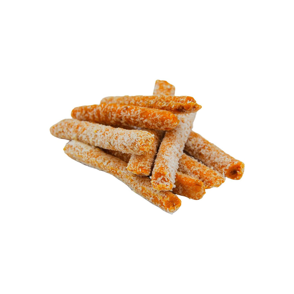 Apricot Logs 10 pack - Avalon Wholefoods