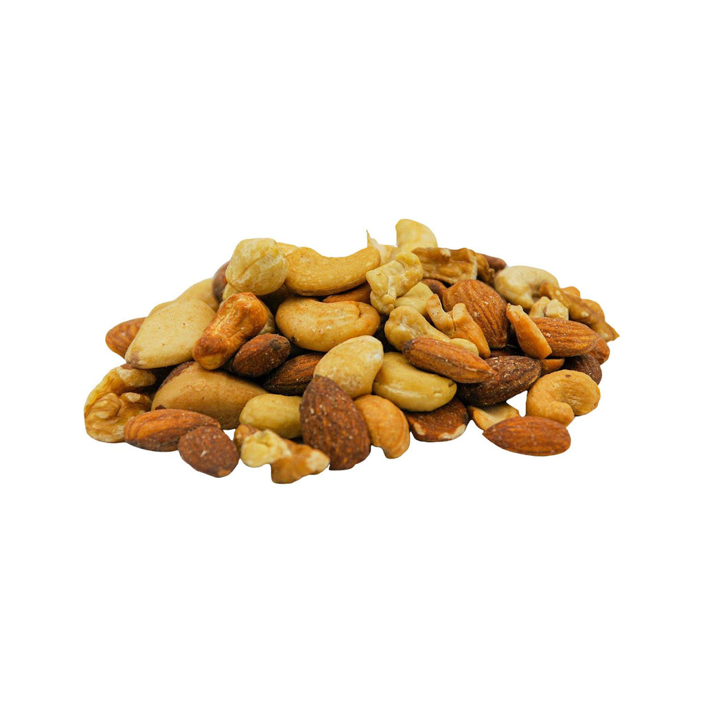 Deluxe Mixed Nuts 500g - Avalon Wholefoods