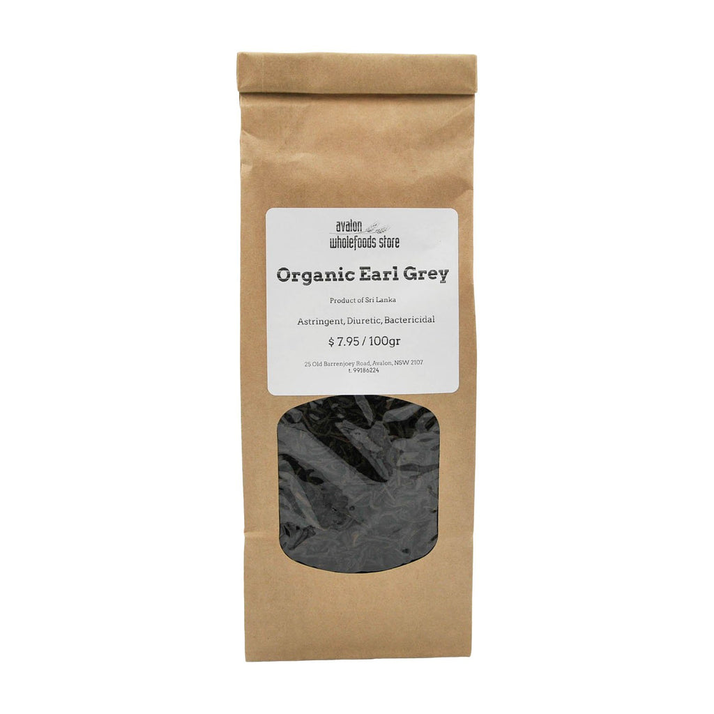 Earl Grey Tea 100g - Avalon Wholefoods Store