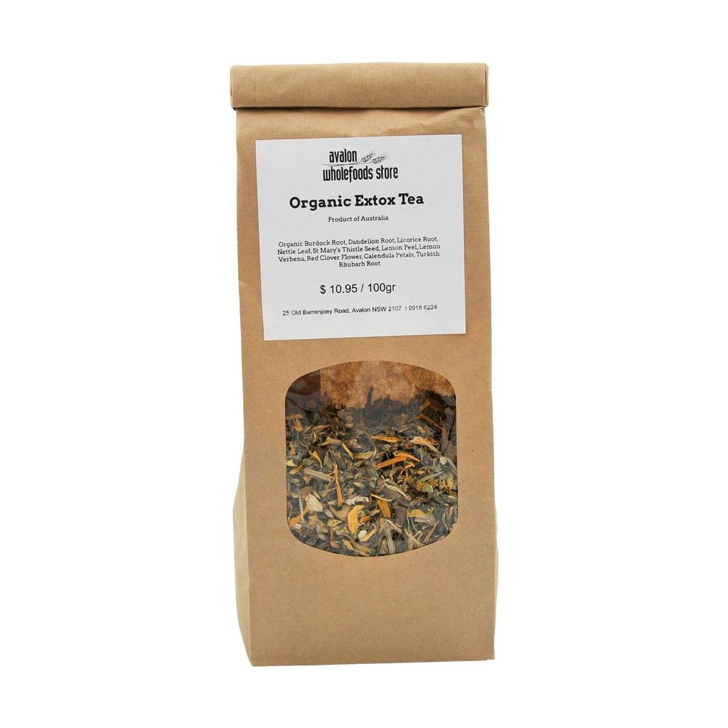 Extox Tea 100g - Avalon Wholefoods Store