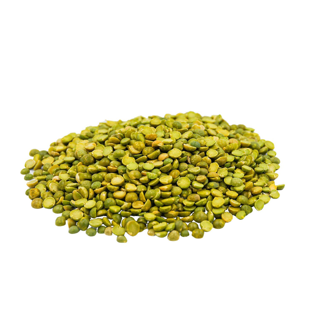 Green Split Peas Org 500g - Avalon Wholefoods Store