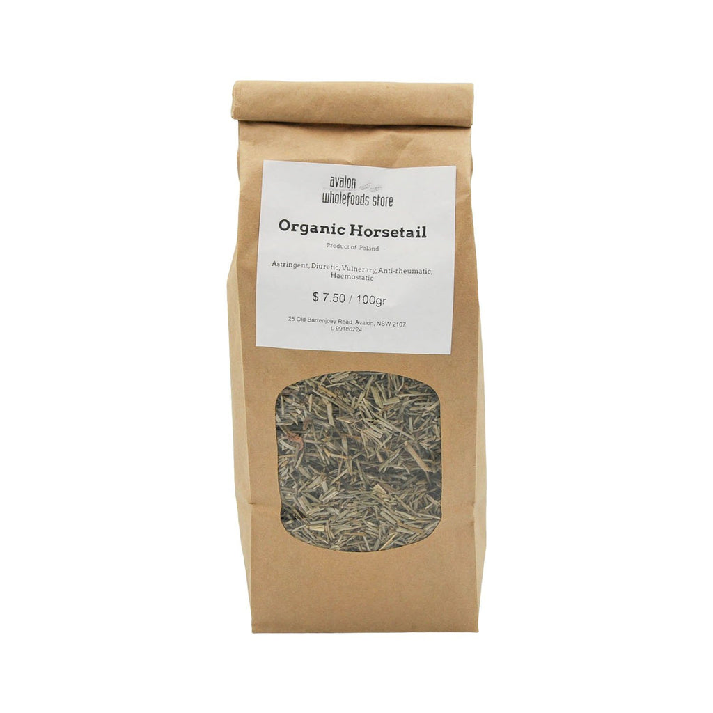 Horsetail Tea 100g - Avalon Wholefoods Store