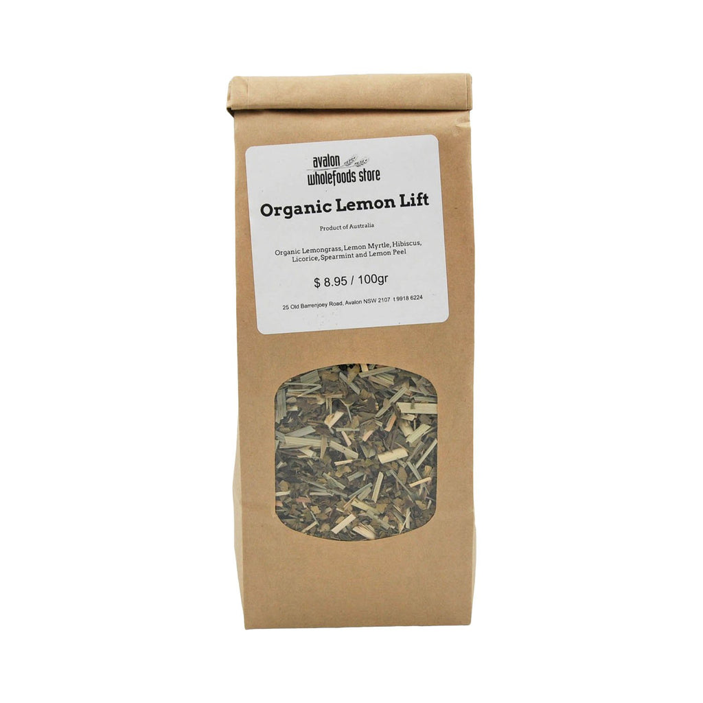 Lemon Lift Tea 100g - Avalon Wholefoods Store