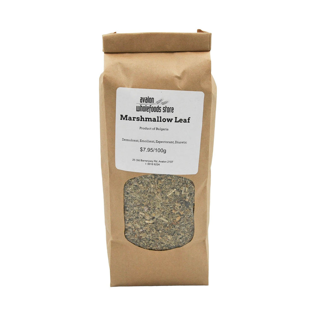 Marshmallow Leaf Tea 100g - Avalon Wholefoods Store