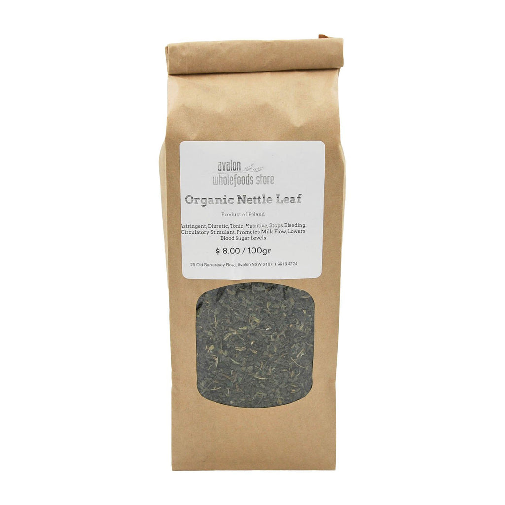 Nettle Tea 100g - Avalon Wholefoods Store