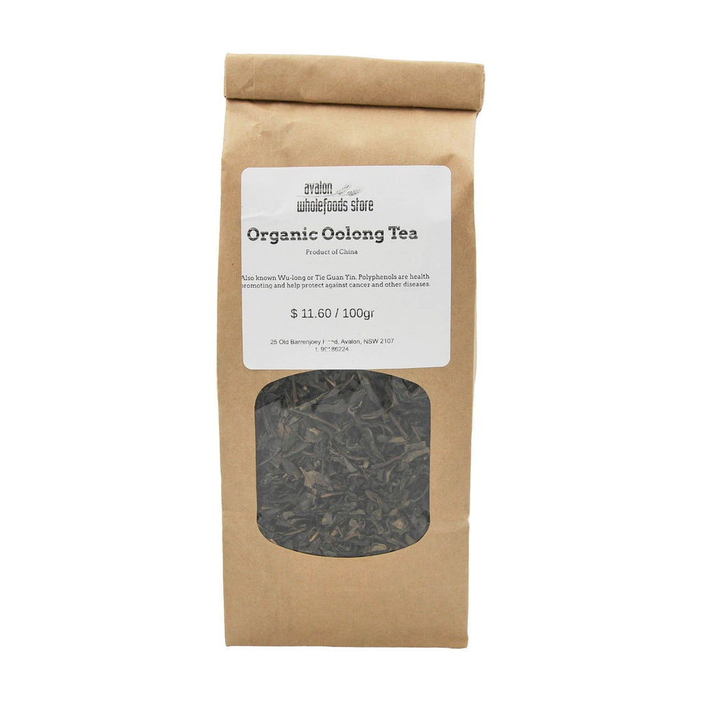 Oolong Tea 100g - Avalon Wholefoods Store