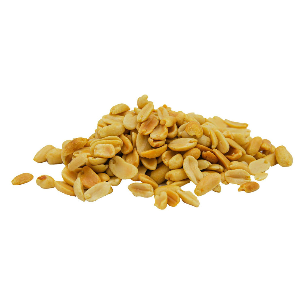 Peanuts Roasted Unsalted 500gr - Avalon Wholefoods