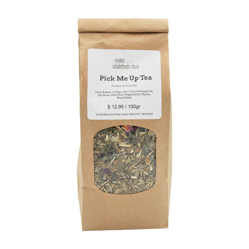 Pick me Up Tea 100g - Avalon Wholefoods