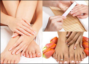 Nails Manicure Pedicure Services, California