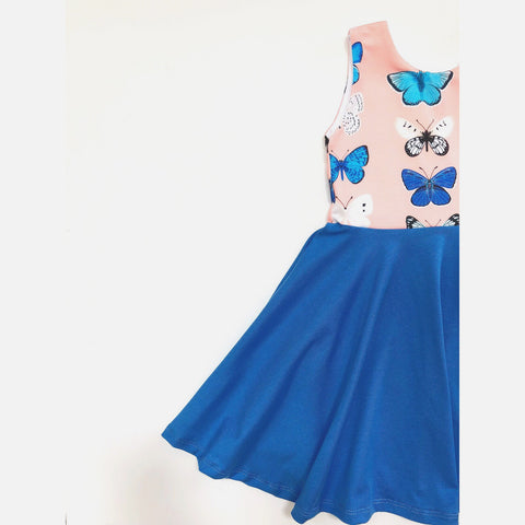 Butterfly Dress (50% OFF)