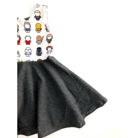 Galaxy Far Away Dress (25% OFF)