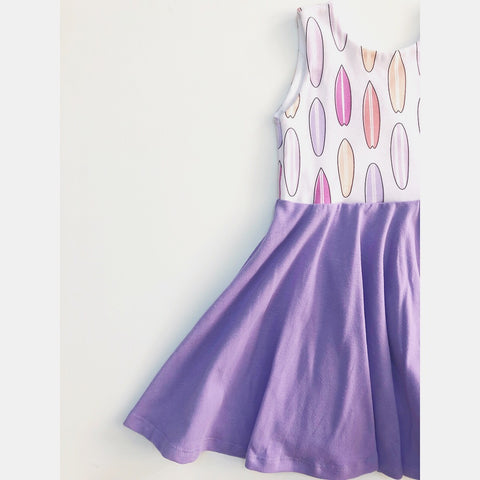 Surfboards Dress (50% OFF)