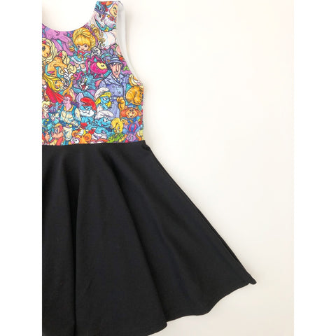 Totally 80s Dress (50% OFF)