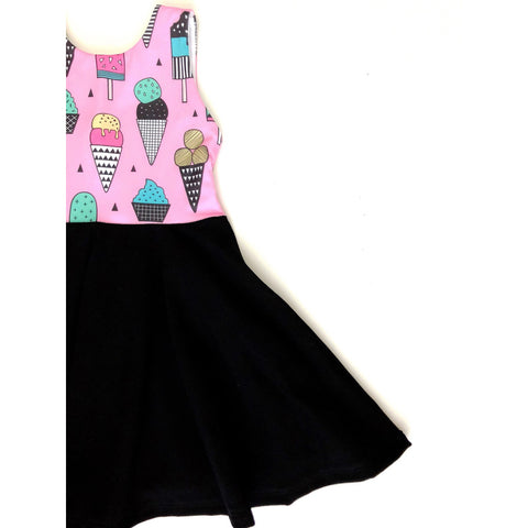 Pop Ice Cream Dress