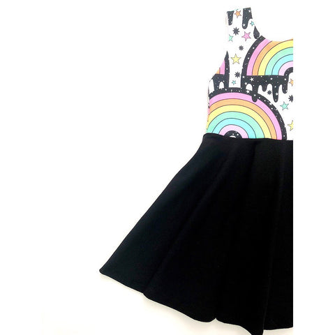 Splat Rainbows Dress (PREORDER)