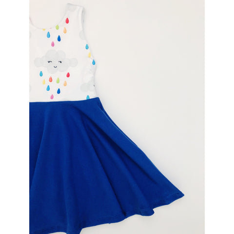 Rainbow Raincloud Dress (25% OFF)