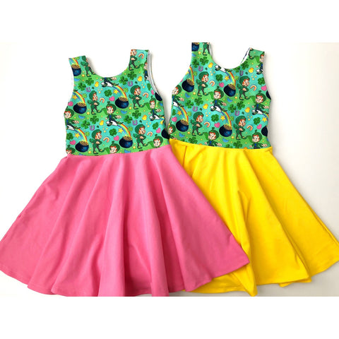 Lucky Leprechauns Dress (25% OFF)