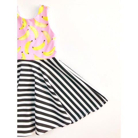 That's Bananas Dress (50% OFF)
