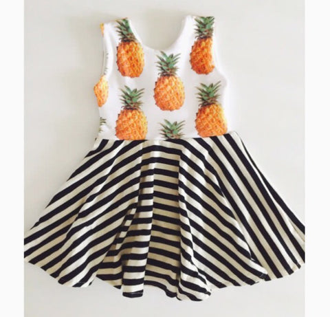 Pineapples Dress