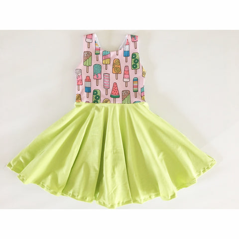 Summer Popsicles Dress (25% OFF)