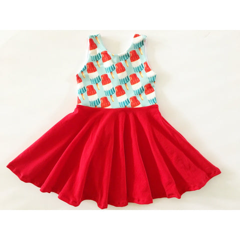 Bomb Pop Dress (25% OFF)