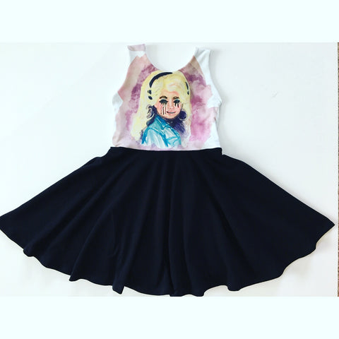 Sad Dolly Dress (50% OFF)