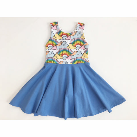 Fairy Rainbow Dress (50% OFF)