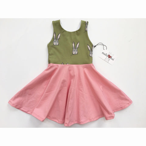 Bunny Hop Dress (50% OFF)