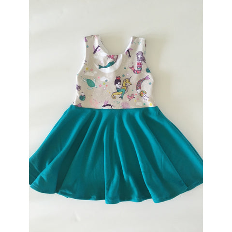 Mermaids Dress (50% OFF)