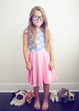 Smarty Cat Dress (50% OFF)