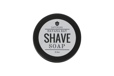 Havana Bay Shave Soap - Dapper Guru