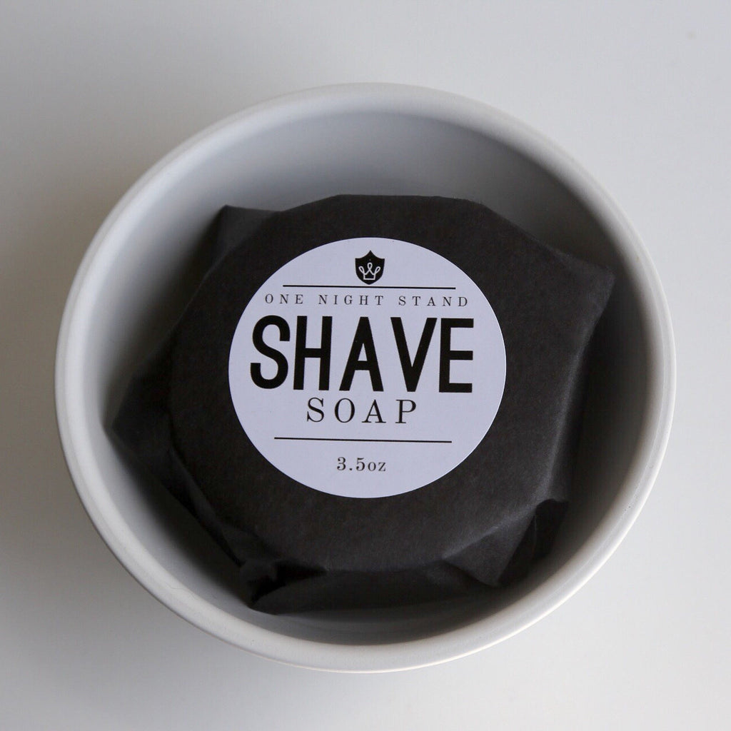 One Night Stand Shave Soap