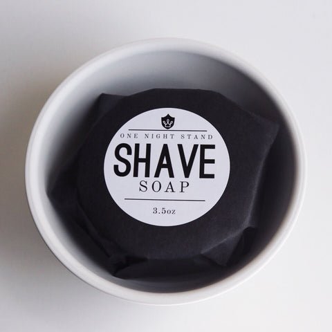 One Night Stand Shave Soap - Dapper Guru