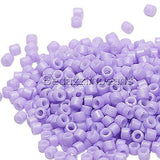 Little Duracoat Opaque Miyuki Delica 11/0 Rocaille Round Glass Seed Beads~Sold in 5 Gram Increments