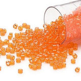 Little Miyuki Delica Transparent 11/0 Round Glass Seed Beads~Sold in 5 Gram Increments