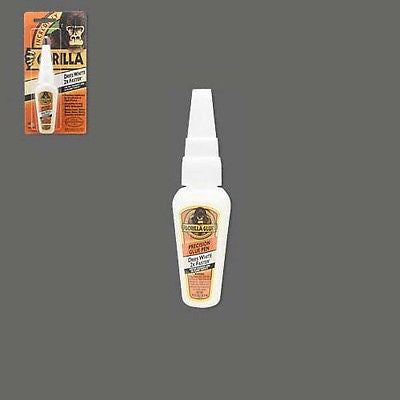 0.75 oz Bottle of Gorilla Jewelers Adhesive Glue with Precision Pen Applicator