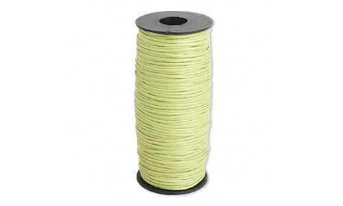 Wax Coated Cotton Beading Cord String Cording for Beads Sold in 1 Foot Increment
