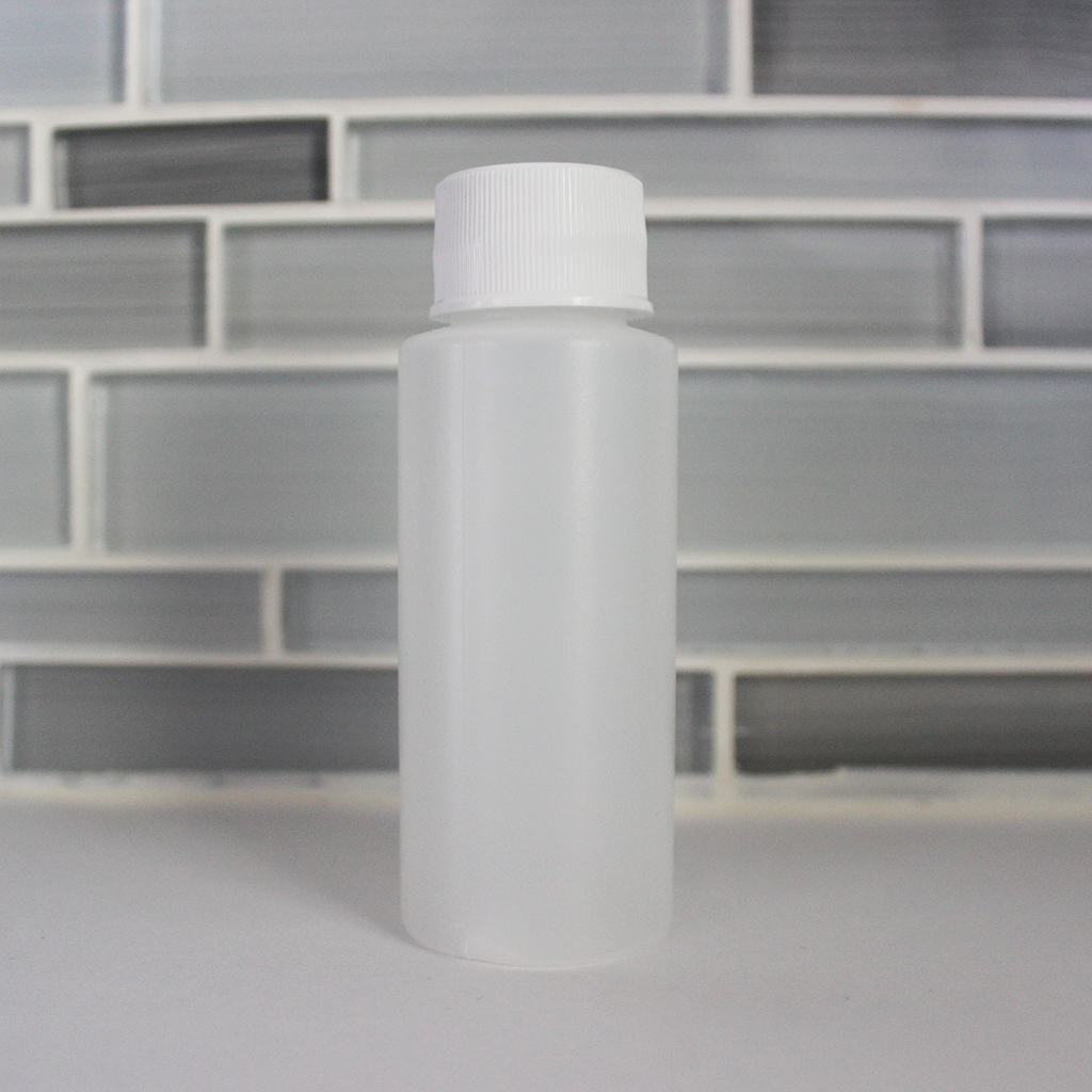 30mL HDPE Capped Bottle