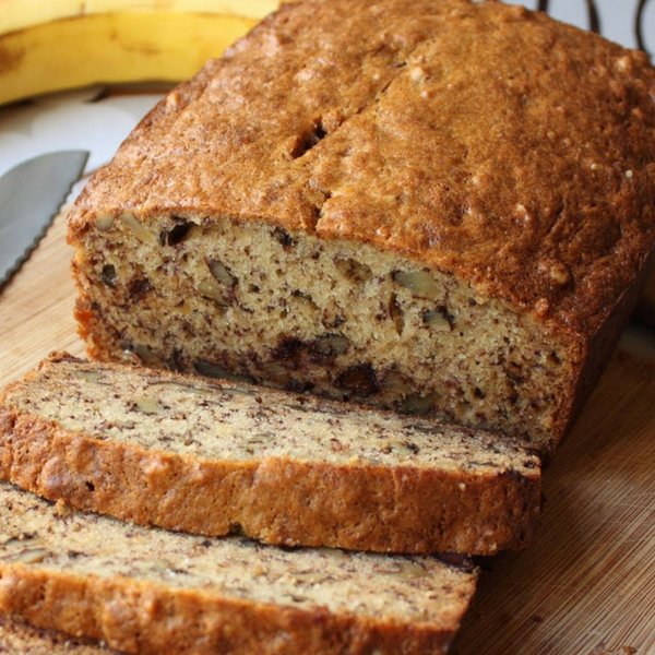 Banana Nut Bread by TFA