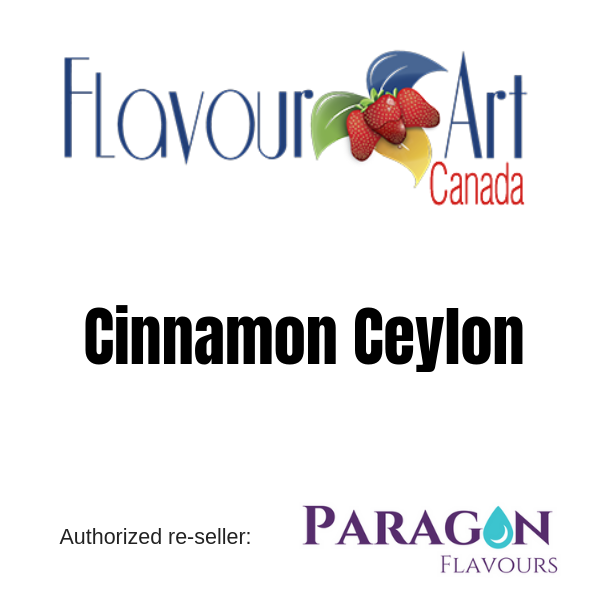 Cinnamon Ceylon by Flavour Art