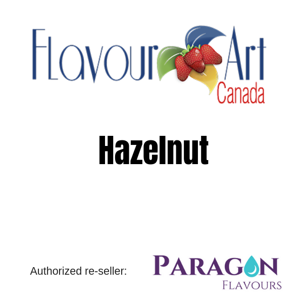 Hazelnut by Flavour Art