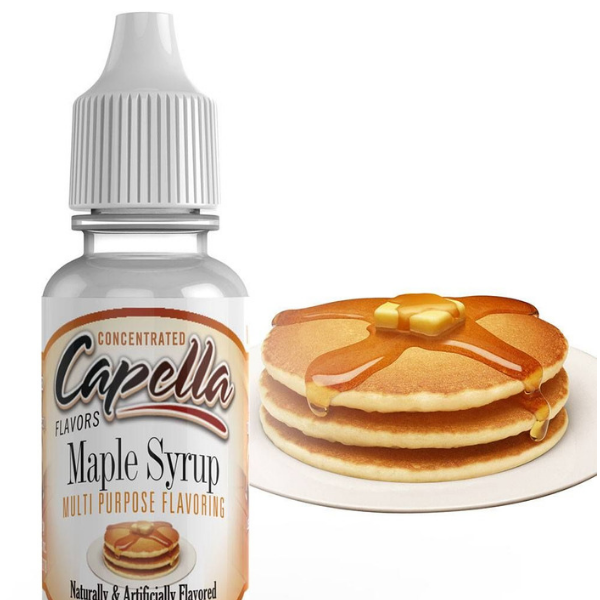 Maple (pancake) Syrup Flavour by Capella Paragon Flavours