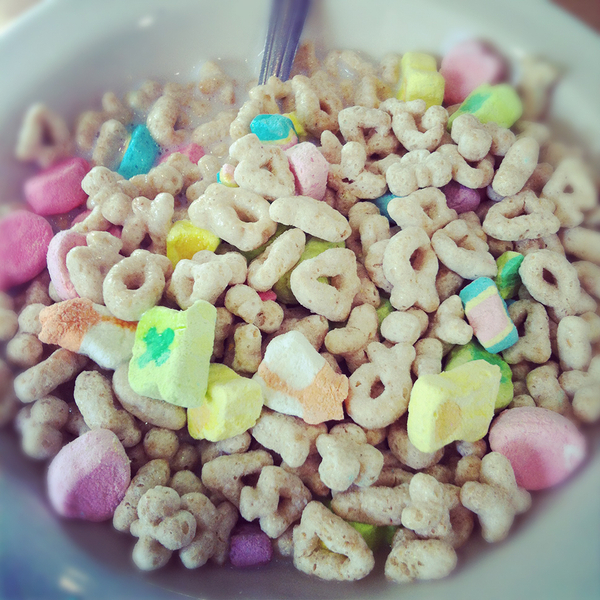 Lucky Leprechaun Cereal by TPA Paragon Flavours
