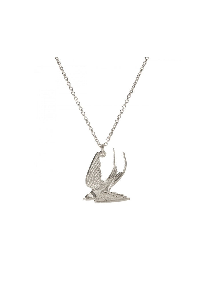 Large Swooping Swallow Necklace