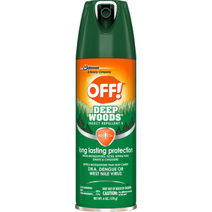Off Deep Woods 6 oz 25% DEET Insect Repellent