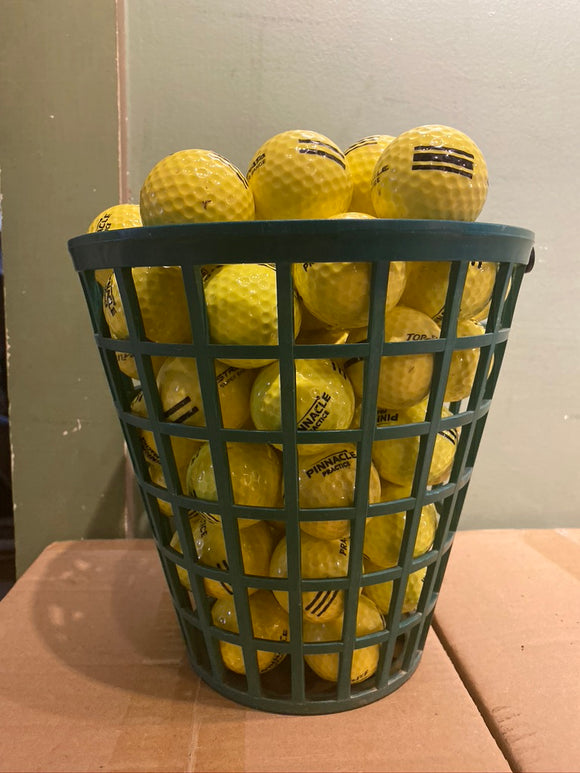 Large Driving Range Bucket Self Service
