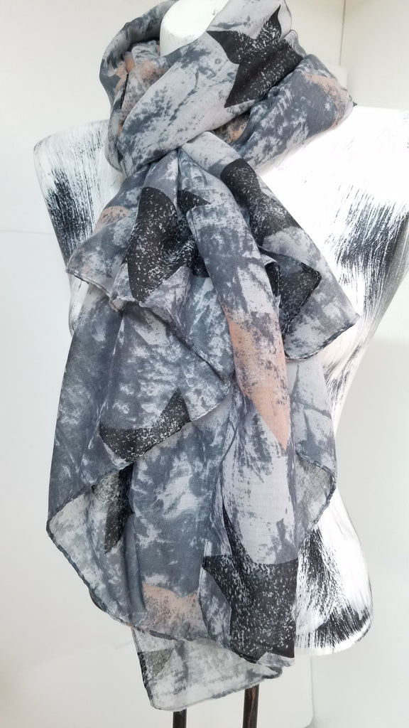 Everyday star pashmina scarf