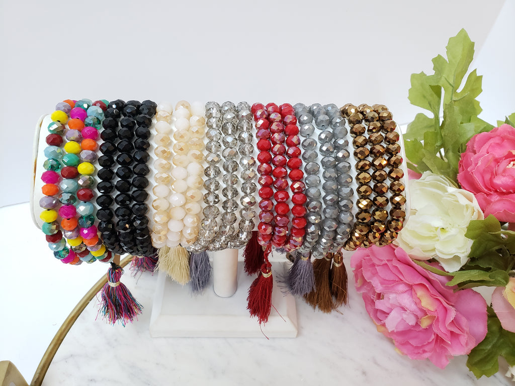 Fashion Tassel Bracelet
